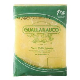 Pulpa de Piña Congelada Guallarauco 1kg