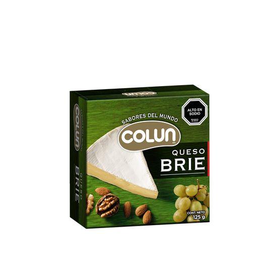 Queso Brie Colun 125g