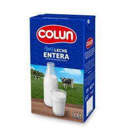 Leche Blanca Entera Colun 1L