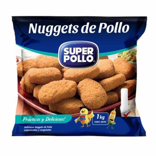 Nuggets de pollo 1k