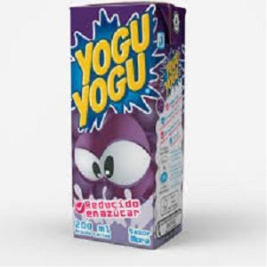 Yogu Yogu  Mora  200 ml 6X