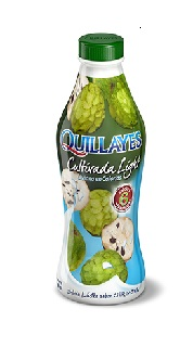 Leche Cultivada Chirimoya Quillayes 1lt