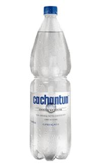 Agua gasificada Cachantún 1600 ml