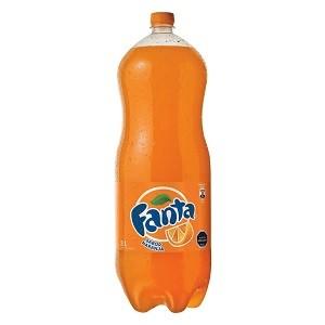 Bebida Fanta naranja 3L