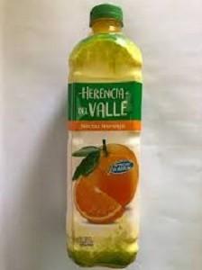 Jugo naranja Herencia del Valle 1,5L