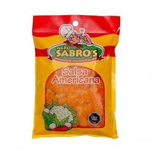 Salsa Americana AgroSabros 280g