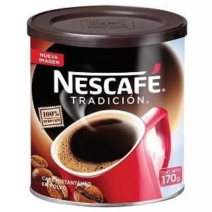 Café tradición Nescafé 170g