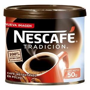 Café tradición Nescafé 50g