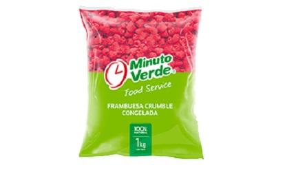 Frambuesa Minuto Verde 1kg
